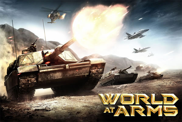 World At Arms  - клон игры