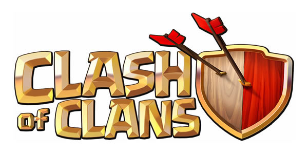 Лого игры Clash of Clans