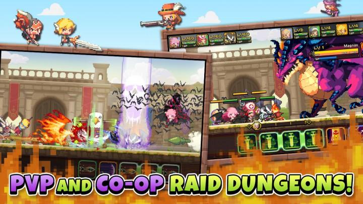 Несколько игровых скринов на плакате