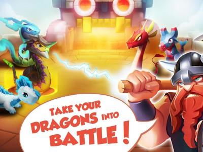 Выходи на бой со своим драконом!