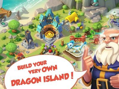 Построй свой парк драконовского периода