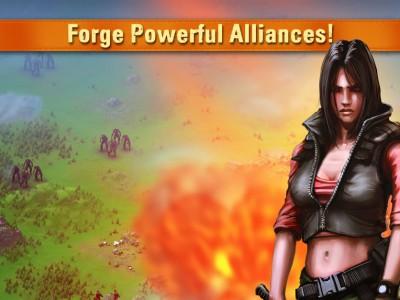 Заключай альянсы с другими игроками