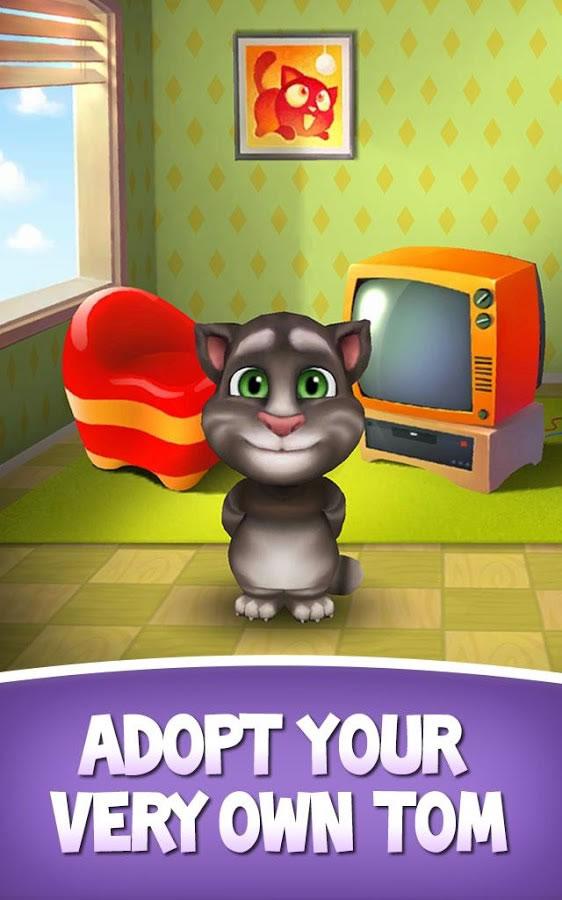Игры Для Планшета Про Кота