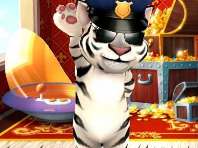 Белый тигр - аватар