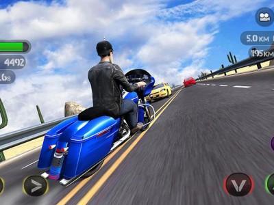 Для трассы можно выбрать старинный скутер