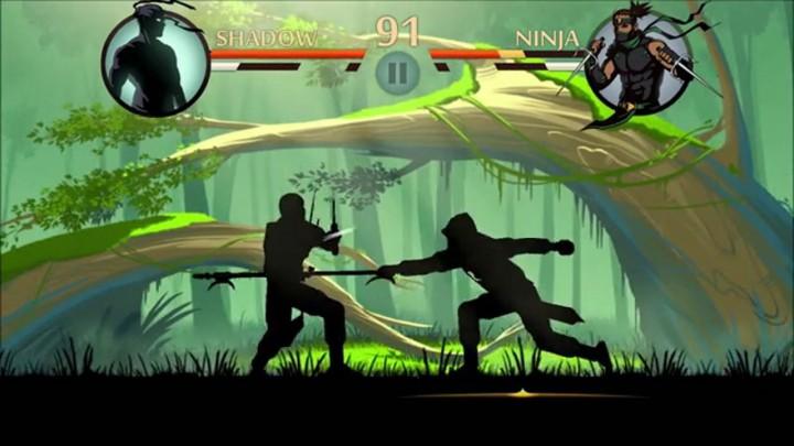 Сражение в лесу - скриншот