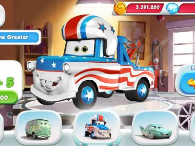 И его друг грузовичок
